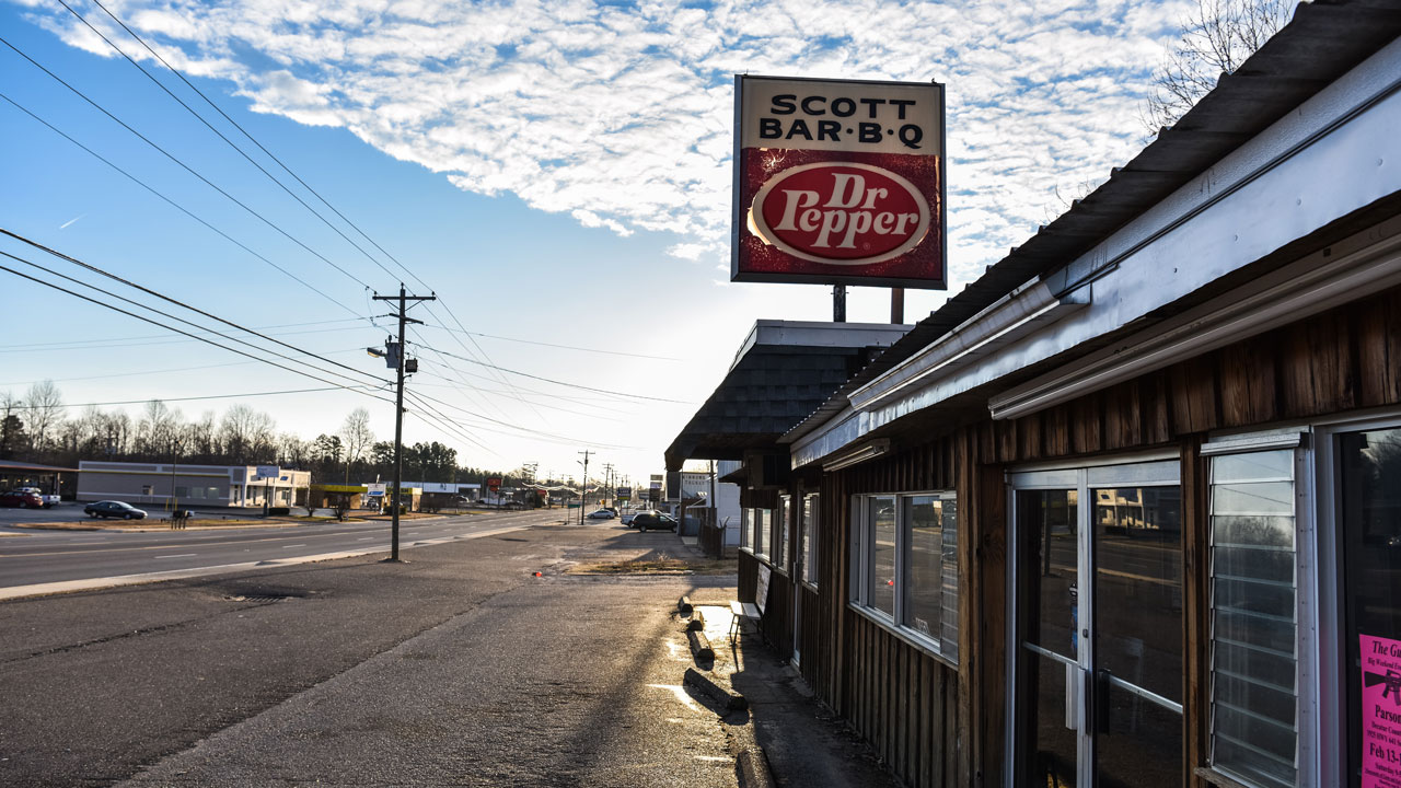 Scott's – Parker's BBQ – Lexington, TN