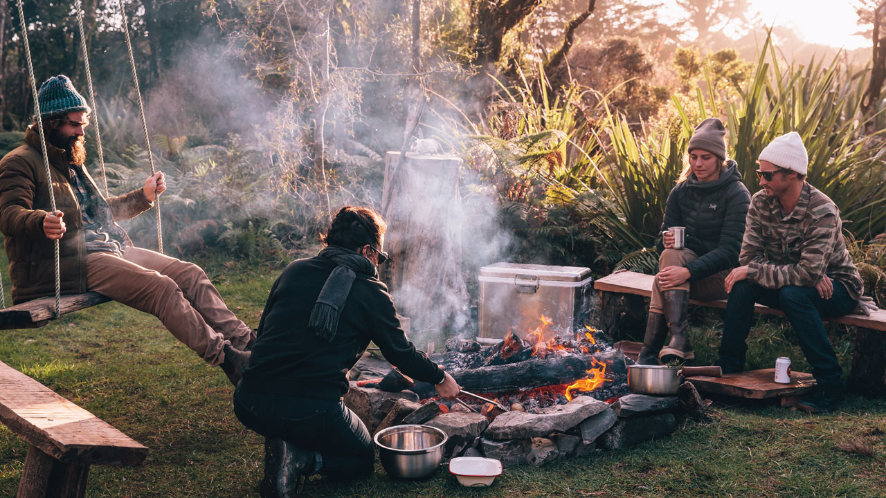 Chef Monique Fiso Shares the Fire